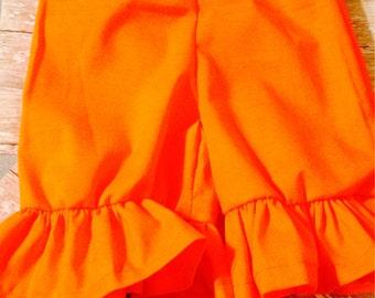 Girls Ruffle Pants