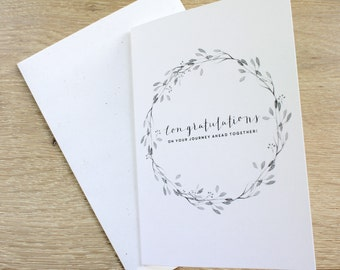 Congratulations Greeting Card