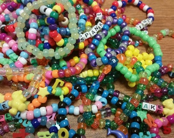 Rave Kandi Bracelets