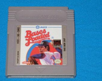 Bases Loaded (Baseball) > Game Boy Video Game > Vintage Game