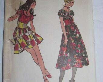 Vintage Butterick 1960 Pattern #6036