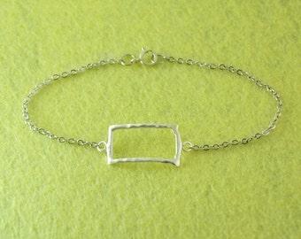 South Dakota Map Bracelet,Cutout Map Bracelet,Personalized South Dakota Bracelet,Map pendant,South Dakota Pendant