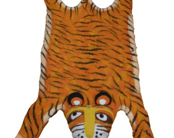 kids rug animal rug children rug animal skin rug animal character rug tiger skin rug hunters - Animal Skin Rugs