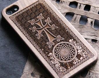 Gndevank Cross-Stone Armenian Phone Case
