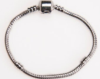 Silver New Childs Snake Bracelet New