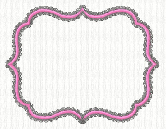 Shapes Embroidery Designs Images