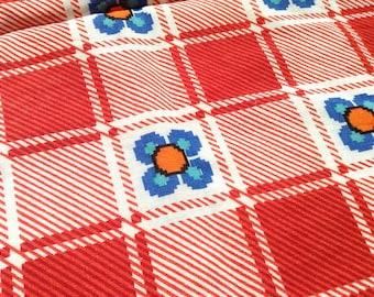 English 60s vintage fabric 50cmx120cm: ditzy of Dekoplus Y