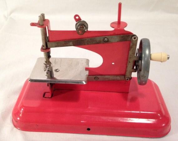 macchina da cucire giocattolo francese anni 39 40 39 50