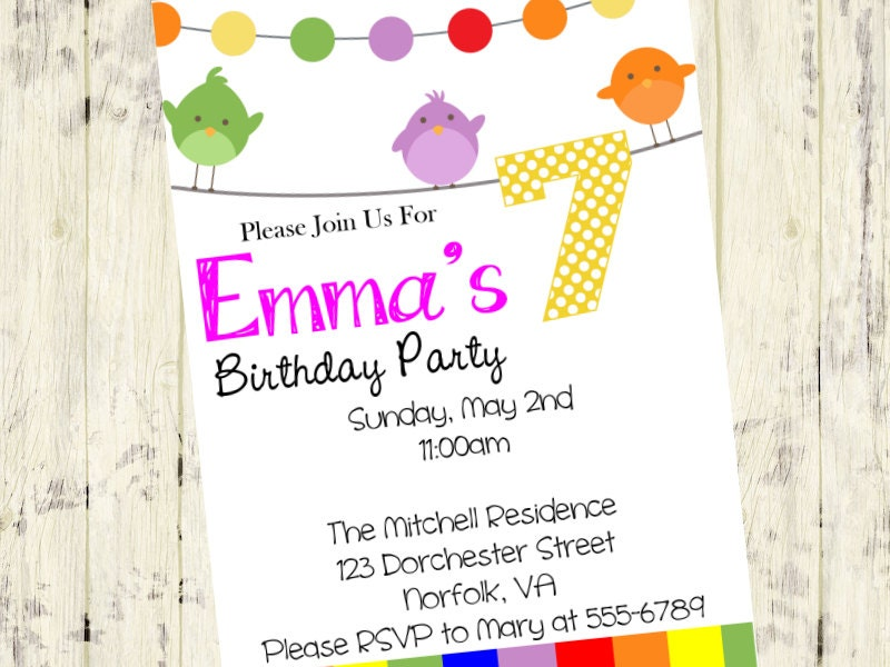 Invitation Wording For 7th Birthday Party. seventh birthday invitation wording  Endo re enhance dental co