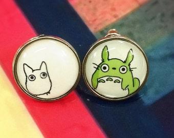 Totoro Earring (No.2)