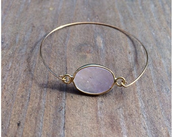 BELIZE ~ Bangle semi-precious Gemstones ~.