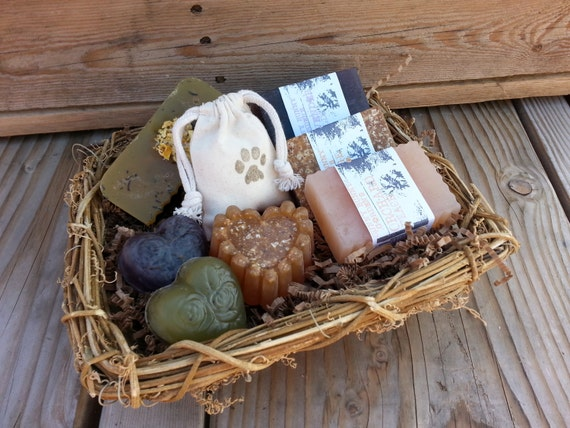 Handmade Soap Baskets : Gift baskets soap set basket ideas orange marmalade