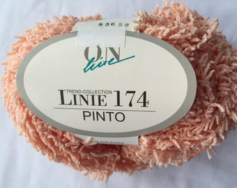 OnLine Trend Collection LINIE174 PINTO Color 0007 Novelty Looped Eyelash