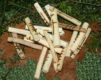 20 Corresponding Celtic Tree Ogham Staves - Pagan, Druid, Druidry, Witchcraft, Divination