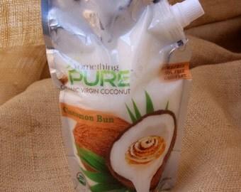 Something Pure (Cinnamon Bun Coconut Oil, 16 oz)