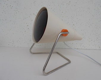 Philips Infraphil lamp - Infrared heat lamp - Desk Lamp / Table Heat Lamp / Philips Infraphil Infrared / Charlotte Perriand