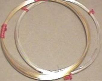Sterling silver 24 g wire 10 feet