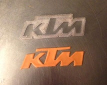 Dirt bike ktm helmet fondant cookie cutter motorcycle for Decoration ktm