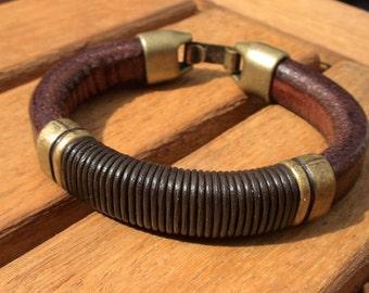 mens bracelets, mens leather cuff, bracelets for Men, mens leather bracelets, friendship bracelets, leather bracelets, mens jewelry