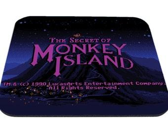 The Secret of Monkey Island Mousepad