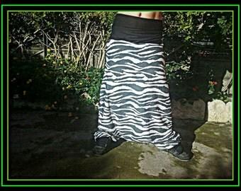 """Pantalone harem - sarouel """"Zebra"""""""