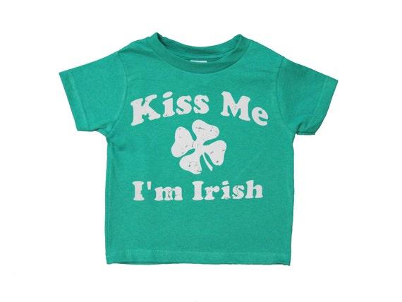 TODDLER St Patrick's Day Shirt, Green Shirt, Kids Clothes. St Patrick's Day Toddler Tshirt. Toddler Boy. Funny Shirts. Kids Tshirt. Eco