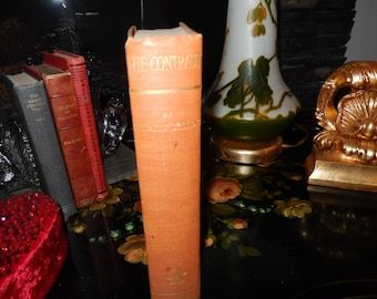 THE CONTRAST BOOK by Hilaire Belloc