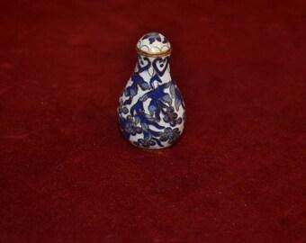 Chinese klouazone little bottle in vivid blue CL68