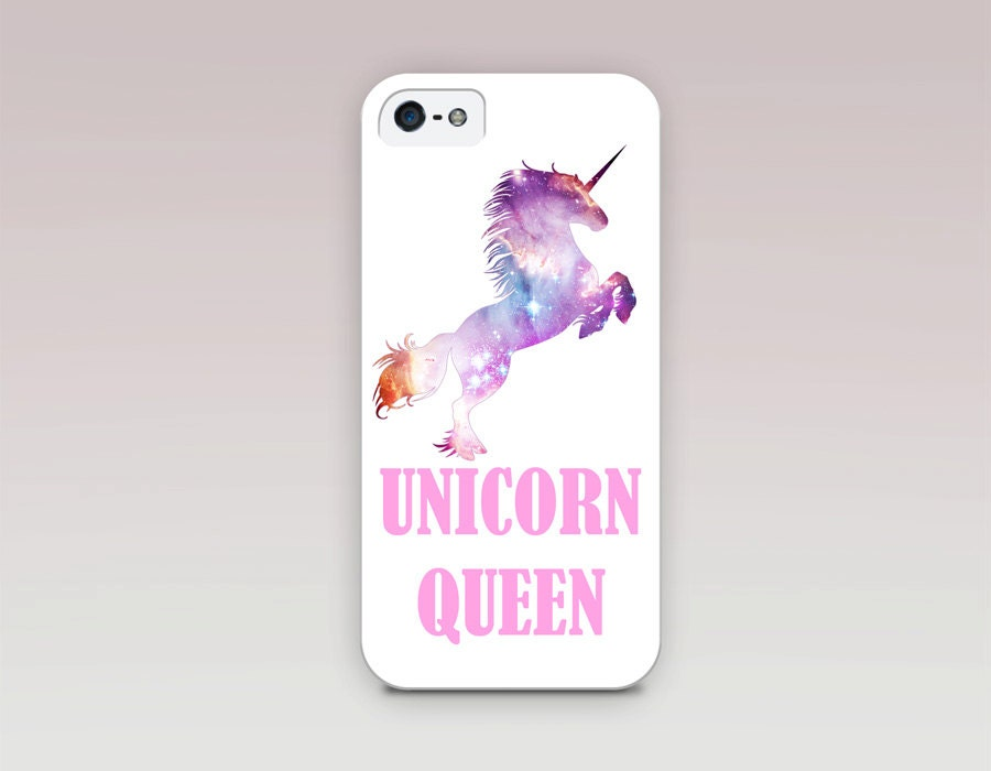 Iphone 6 Phone Cases: Unicorn Queen Phone Case For IPhone 6 Case IPhone 5 By CRCases