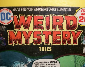 Marvel COmics- WEIRD MYSTERY TALES Issue # 12