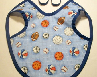 Sports MVP Infant-Toddler Size Bib