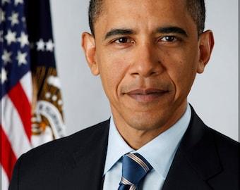 24x36 Poster; President Barack Obama P2