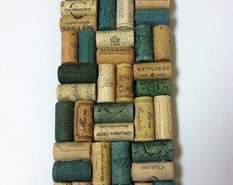 Wine Cork Trivet, Wine Cork Pot Holder, Wine Cork Mat, Wine Cork Board
