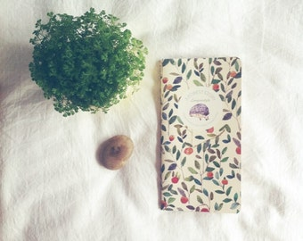 small animal notebook
