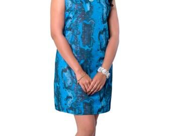 BlueSnake Dress
