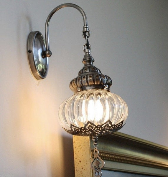 Wall Lamps Etsy : Wall lamp wall light wall sconce by BeautyofTurkey on Etsy
