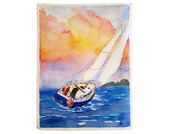 Proud Sail