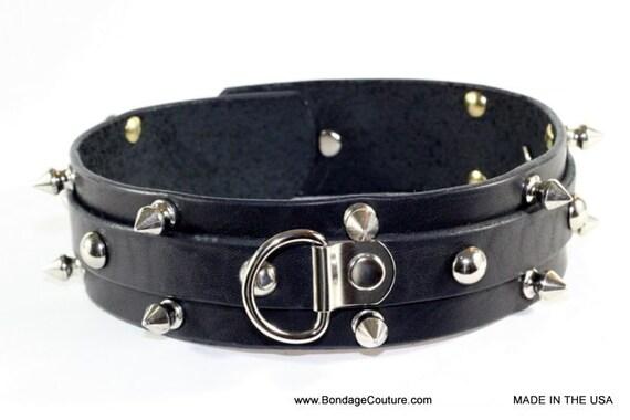 Leather bondage mgp
