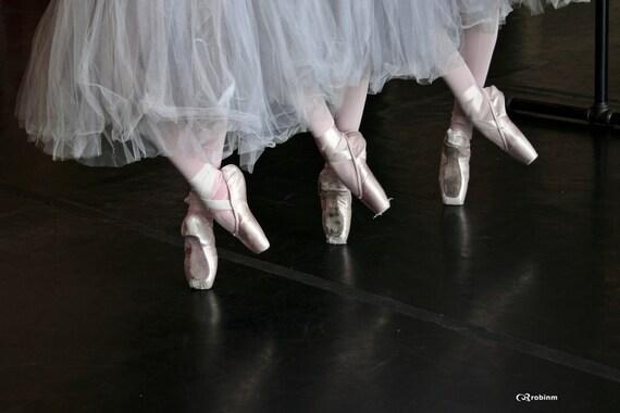 Items similar to ballet photography ballerina wall art