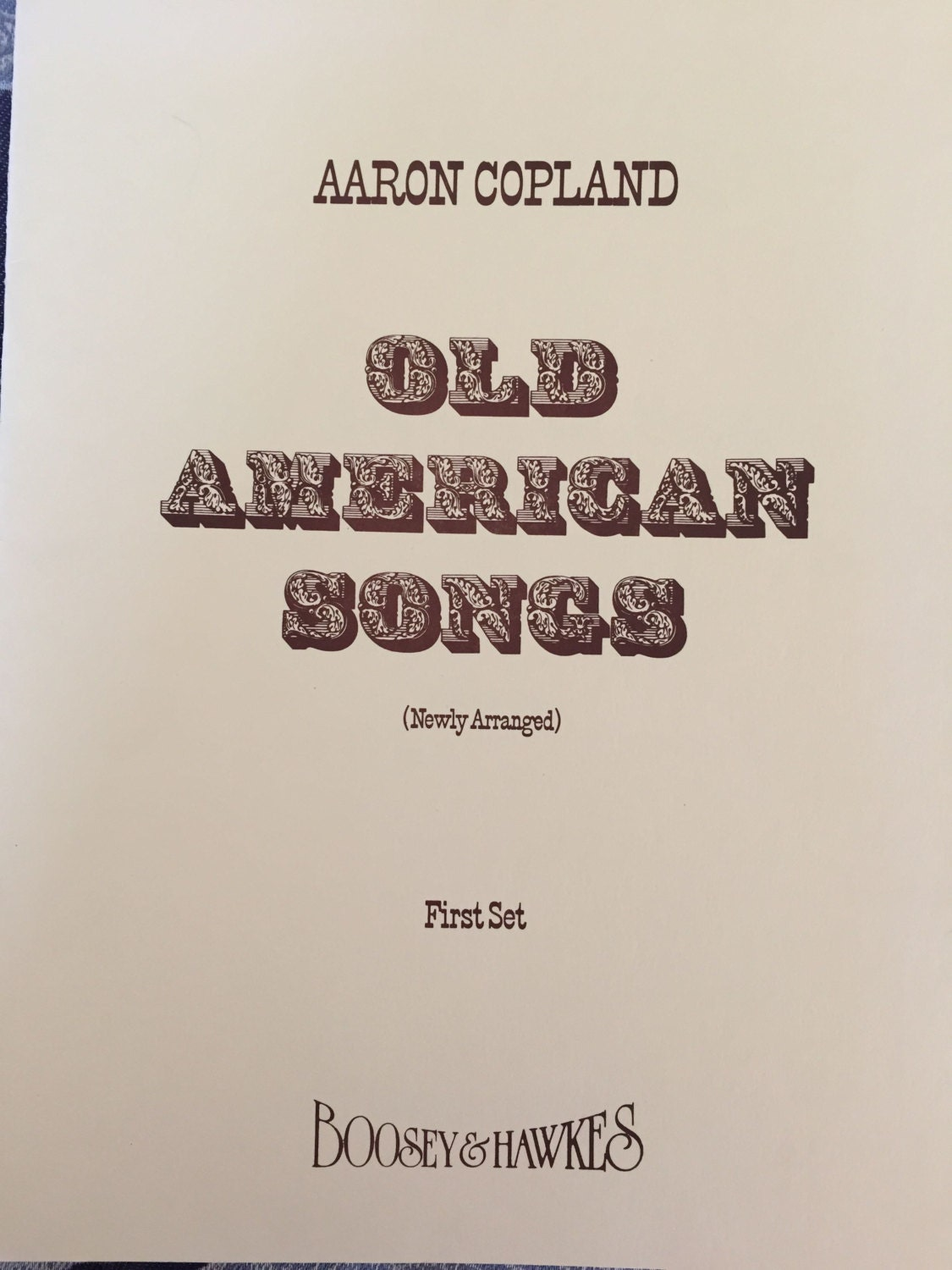 Aaron Copland – Songs & Albums - Napster