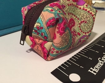 Neoprene small cosmetic bag