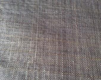 Sinamay fabric Lilac