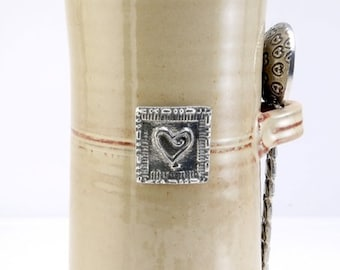 Coffee Canister - Heart