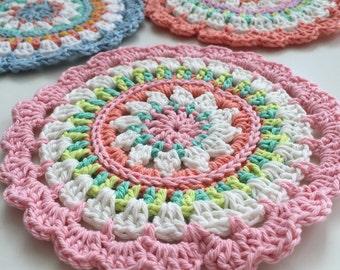 Mandala, mandala - crochet crochet