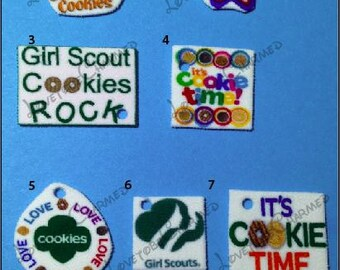 Girl Scout Charms