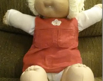 VINTAGE Cabbage Patch Doll 1978, 1982