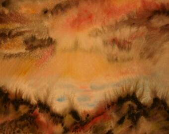 Cloud of colours