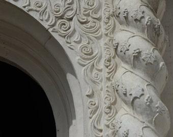 White Architecture Arch Photograph