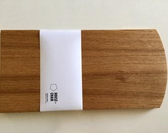 Tasmanian Oak Timber Serving Board