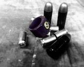 Cherry Wood 9mm Knucks Ring